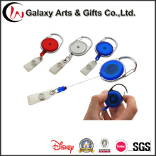 Porta-chaves personalizado Pull Reel