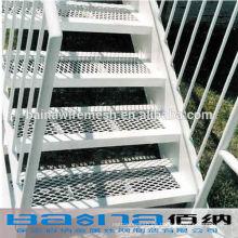 Architektonische Treppe erweitertes Stahldrahtgewebe