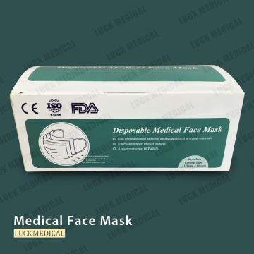 Mascarilla quirúrgica Mascarilla médica Self Use Tie