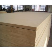 1220X2440X12-18mm E2 Móveis Planície MDF Board / folha MDF cru / melamina MDF