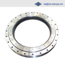 Internal Geared Slewing Bearing with Single Row Balls (RKS. 062.25.1644)