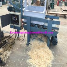 1 machine de rasage de bois électrique utilisée par literie de 4 essieux d'animaux