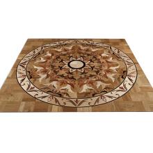 Customs made Big size Wooden Oak Art Parquet Wooden Flooring