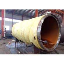 Autoclave for rubber vulcanization