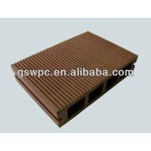 ECO Al aire libre impermeable cubierta sólida wpc