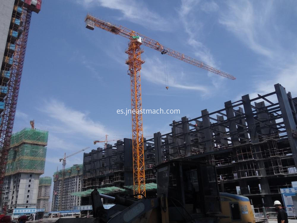 Wholesales Crazy Selling Flexible And Smart Topless Tower Crane