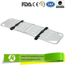 Использования-безопасного алюминиевого сплава носилки с головкой лишает подвижности