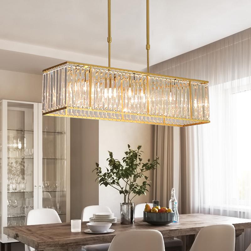 Application Glass Dining Room Lighting Fixtures