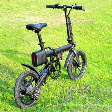 NBpower foldable electric bicycle 36v7.8ah 250w DC motor city ebike Lightweight electric assist bike Pas range 50km