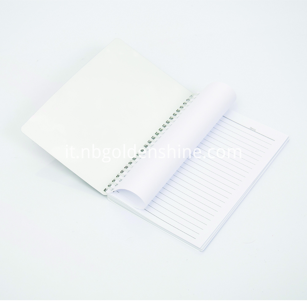 3D Notebook Journal