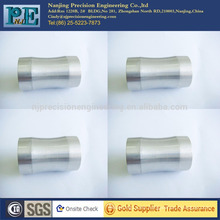 Tubo de aluminio de mecanizado CNC personalizado de alto grado