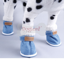Fournitures pour animaux domestiques Bottes d'hiver Bottillons de neige