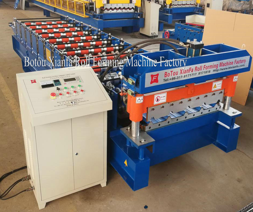 840 forming machine