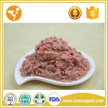 Sem aditivo Natural Oem Bulk Conservas de comida para cães
