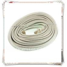 UTP Cat5e RJ45 Cable Network Cable Grey 20M M/M