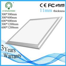 100-240V AC 300 * 300 19W Ce RoHS Luz de panel empotrada LED