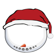 New Style  Anti Fog Splash Kids  Christmas Hallowmas  Face Mask Shield With Print