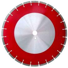 Prata brasadas disco diamantado para concreto (SUCB)