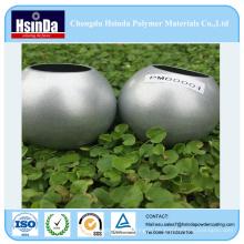 Kundengebundene silberne Spray-Pulver-Beschichtung des Hochglanz-Metalleffekt-Pulver-Ral 9006
