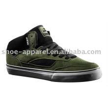 2011 nouvelles chaussures de skateboard en daim de loisirs