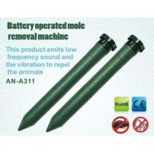 Hot Outdoor Guard! Plastic Tube Rodent Mole Repeller Repellent