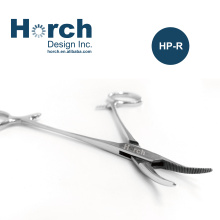 Surgical Locking Ear Forceps Set New for Veterinary Drug Companies