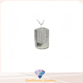 High Quality Woman′s Jewelry 925 Silver Necklace (P5066)
