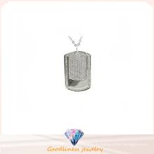 Qualitäts-Schmucksache-925 silberne Halskette der Qualitäts-Frau (P5066)