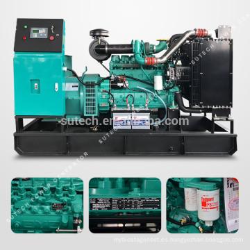 Precio del generador diesel de bajo costo 40kw / 50kva con motor Y4102ZLD