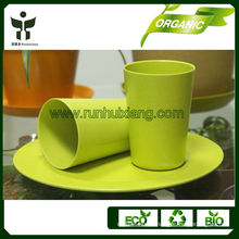 biodegradable bamboo tea cup