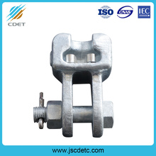 Hot-dip Galvanized Steel Socket Eye Clevis