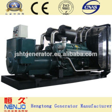 Tipo de marco abierto Generador de motor Wudong 500kva