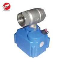 Самый прочный автоматическая подача воды электрический клапан контроля температуры