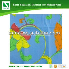 Zend water soluble cloth print paper
