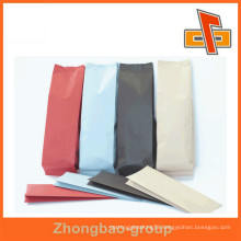 wholesale Paper Material and Flexo Printing Surface kraft paper bags