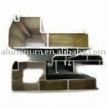 Perfil de alumínio para caixa publicitária