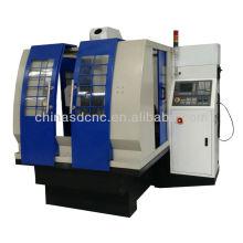 máquina de trituração 600 * 750mm do cnc do molde de metal