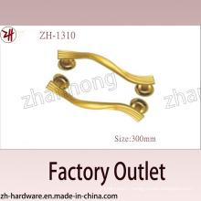 Factory Direct Sale Zinc Alloy Big Pull Archaize Handle (ZH-1310)