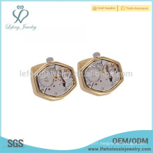 Cheap watch cufflink jewelry,gold plate cufflink,cufflink for shirts