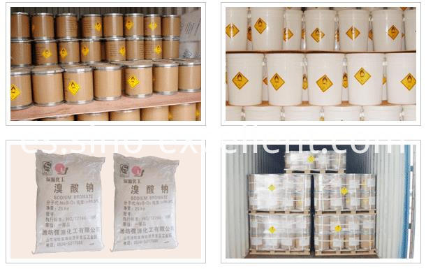 Sodium bromide package