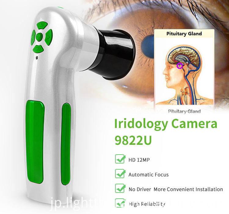 Iridology Camera