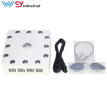 Luz de terapia led cob de 660nm y 850nm 200W