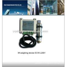 Dispositif de pesage de levage, dispositif de surcharge de levage, dispositif de pesage de levage ECW-L200 +