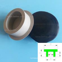 Bujão Assorted personalizado do dreno do dissipador da borracha de silicone do tamanho