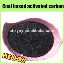 Битуминозный гранулированный уголь на основе активированный уголь для растворяющего спасения