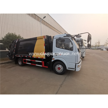 5m3 Rear Loader Garbage Truck Hot Selling