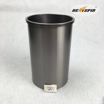 Cylindrée / manchon Td27 pour Nissan Truck 11012-43G00
