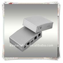 Alta qualidade Cinza único HDMI Extender