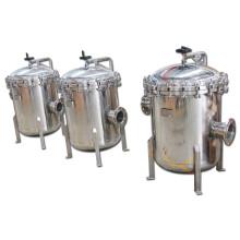Espelho-polonês 5 mícron de aço inoxidável saco de filtro de habitação