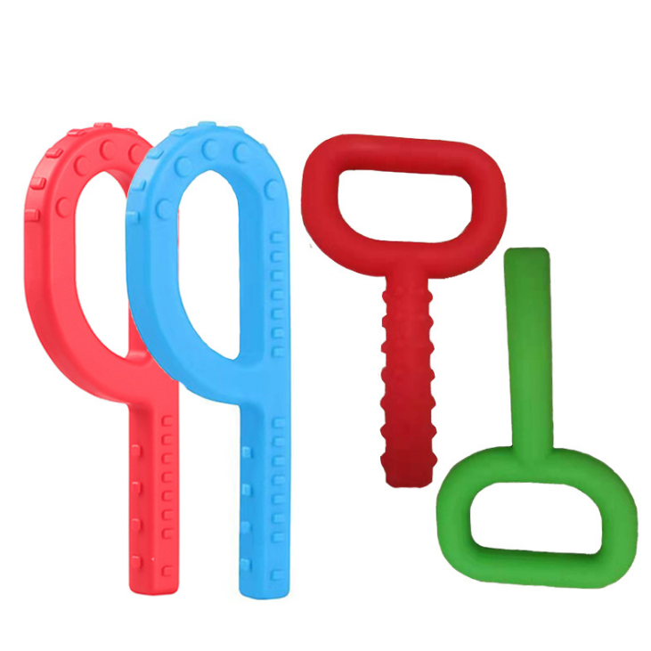 Silicone Sensory Oral Teether